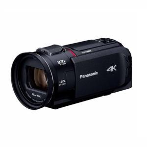 (長期無料保証)  (アウトレット) パナソニック 4K 内蔵メモリー64GB Wi−Fi搭載 HC-WX1M-K ブラック|ksdenki