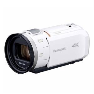 (長期無料保証)  (アウトレット) パナソニック 4K 内蔵メモリー64GB Wi−Fi搭載 HC-VX1M-W ホワイト|ksdenki