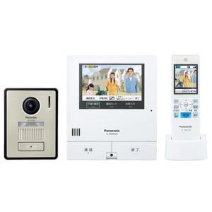 パナソニック ワイヤレスモニター付テレビドアホン VL-SWD505KF|ksdenki