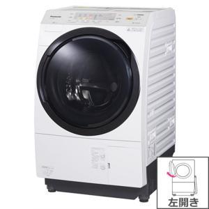 (長期無料保証/標準設置無料) パナソニック 洗濯機 NA-VX3900L-W クリスタルホワイト 左開き 洗濯/乾燥容量:10.0/6.0kg|ksdenki