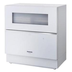 (長期無料保証) パナソニック 食器洗い乾燥機 NP-TZ100-W ホワイト|ksdenki