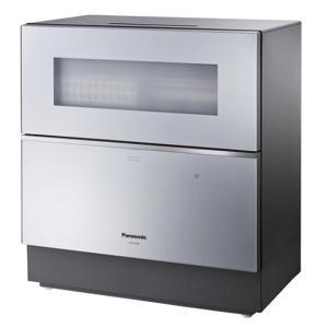 (長期無料保証) パナソニック 食器洗い乾燥機 NP-TZ100-S シルバー|ksdenki
