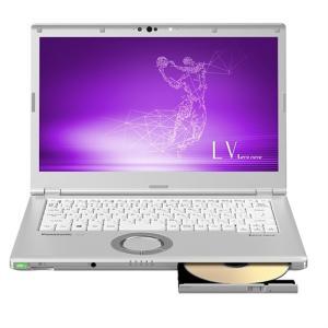 パナソニック モバイルパソコン CF-LV8KDGQR シルバー|ksdenki