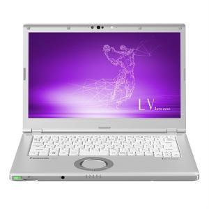 パナソニック モバイルパソコン CF-LV8KDCQR シルバー|ksdenki