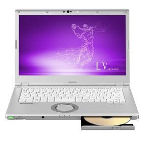 パナソニック モバイルパソコン CF-LV8KDPQR シルバー|ksdenki