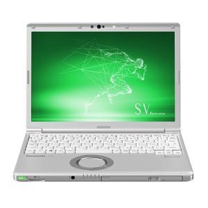 パナソニック モバイルパソコン CF-SV8KDGQR シルバー|ksdenki