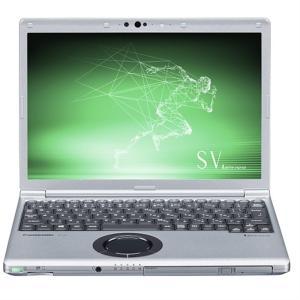 パナソニック モバイルパソコン CF-SV8KDMQR シルバー&ブラック|ksdenki