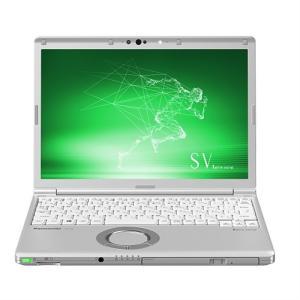 パナソニック モバイルパソコン CF-SV8KDPQR シルバー|ksdenki