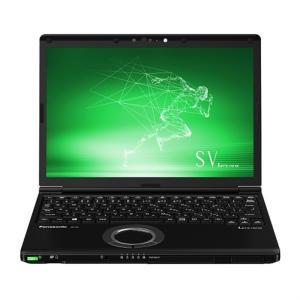 パナソニック モバイルパソコン CF-SV8LDUQR ブラック|ksdenki
