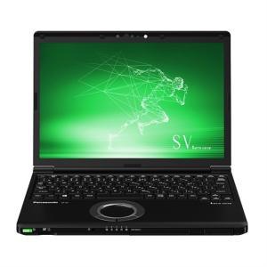 パナソニック モバイルパソコン CF-SV8LFNQR ブラック|ksdenki