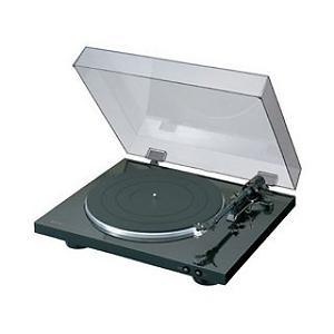 デノン フルオートレコードプレーヤー DP300FK ブラック|ksdenki