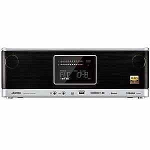 【アウトレット】東芝 CDラジオ TY-AH1000(S) シルバー|ksdenki