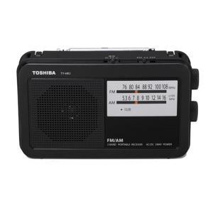 東芝 ホームラジオ TY-HR3(K) ブラック|ksdenki