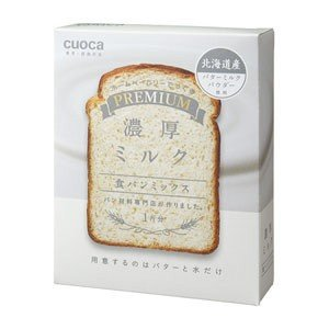 cuoca プレミアム食パンミックス 濃厚ミルク プレミアムノウコウミルク|ksdenki