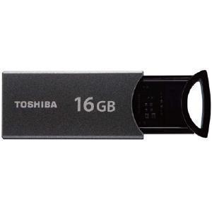 (アウトレット) 東芝 USBフラッシュメモリ UKA-3A016GK 容量:16GB|ksdenki