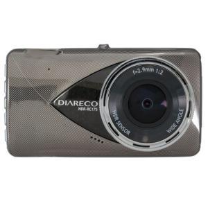 エンプレイス リアカメラ付ドライブレコーダー NDR-RC175 画面サイズ:4v型|ksdenki
