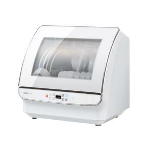 (長期無料保証) アクア 食器洗い機 ADW-GM1(W) ホワイト|ksdenki