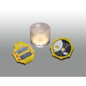 (アウトレット) MPOWERD ソーラーLEDランタン MPLUX 暖色|ksdenki