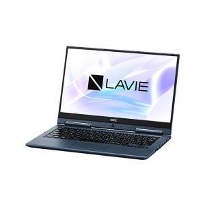 (アウトレット) NEC LAVIE Hybrid ZERO PC-HZ550LAL インディゴブルー|ksdenki