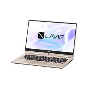 (アウトレット) NEC LAVIE Hybrid ZERO PC-HZ550LAG フレアゴールド|ksdenki
