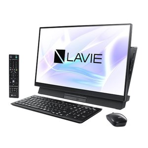 NEC LAVIE Desk All−in−one PC-DA770MAB ファインブラック|ksdenki