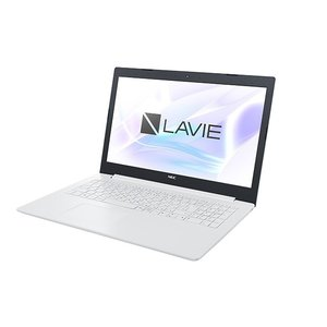 (アウトレット) NEC LAVIE Note Standard PC-NS20AM2W カームホワイト|ksdenki
