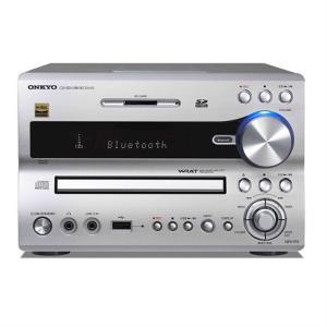 【長期無料保証】オンキヨー CD/SD/USBコンポ NFR-9TX(S)|ksdenki