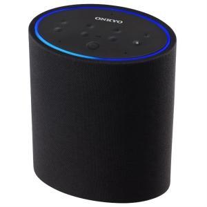 (アウトレット) オンキヨー Alexa搭載 スマートスピーカー P3 VC-PX30(B) ブラック|ksdenki