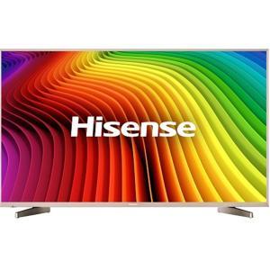 (長期無料保証/標準設置無料) ハイセンス・ジャパン 50V型4K対応液晶テレビ HJ50N5000 前面:シャンパンゴールド 背面:マットブラック|ksdenki
