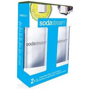 ソーダストリーム 専用ボトル2本セット SSB0005 ホワイト