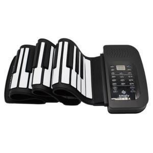 ・持ち運びや収納に便利なロールタイプの電子ピアノ ・和音対応、ピアノを忠実に再現したリアルな音質 ・...