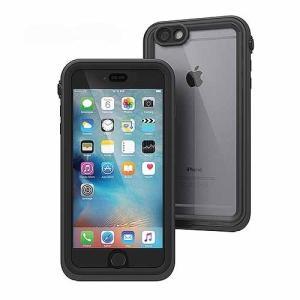 (アウトレット) Catalyst iPhone6Plus/6sPlus用ケース CT-WPIP155-BK ブラック|ksdenki