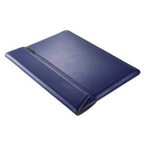 トリニティ MacBook Pro 13インチ用ケース TR-MBP1613-BS-NNV ネイビー ksdenki