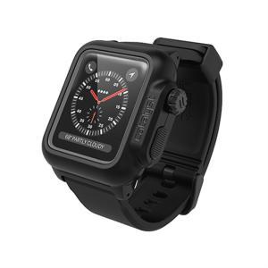 Catalyst Apple Watch 38mm シリーズ2/3用ケース CT-WPAW1738-BK ブラック ksdenki