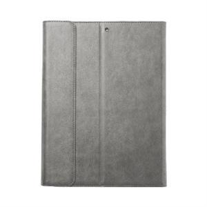 トリニティ iPad9.7インチ用ケース TR-IPD189-FN-RGY グレー|ksdenki