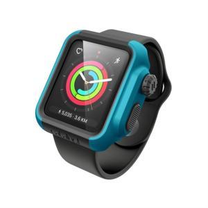 Catalyst Apple Watch 42mm シリーズ3/2用ケース CT-IPAW1742-GB グレイシアブルー/グレー ksdenki