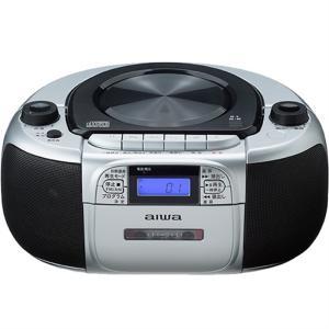 アイワ CDラジオカセットレコーダー CSD-M20 ksdenki