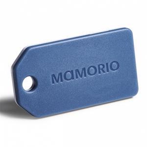 MAMORIO 忘れ物防止タグ MAMORIO MAM-003-NB ネイビーブルー