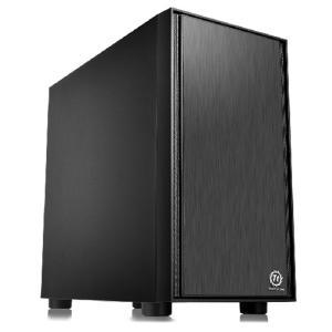 Thermaltake ミニタワー型PCケース Versa H17 CA-1J1-00S1NN-00 ケーズデンキ PayPayモール店