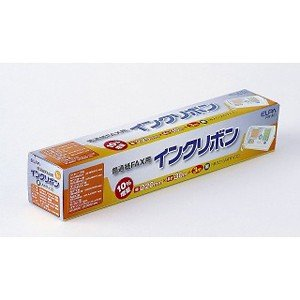 ELPA 汎用FAXインクリボン Cタイプ用 FIR-A01|ksdenki
