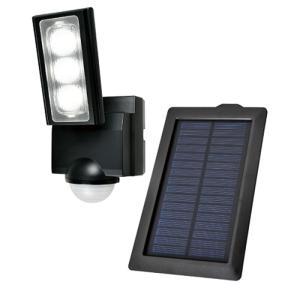 ELPA ソーラー式 LEDセンサーライト 1灯 ESL-311SL