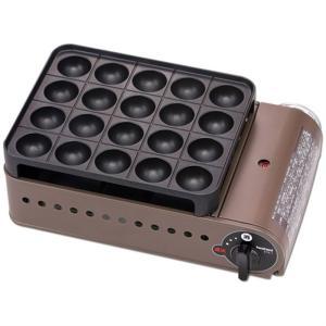 岩谷産業 カセットコンロ CB-ETK-1 ブロンズ&ブラック|ksdenki