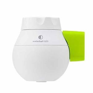 東レインターナショナル 小型浄水器 ウォーターボール WB600B-G ホワイト/グリーン|ksdenki