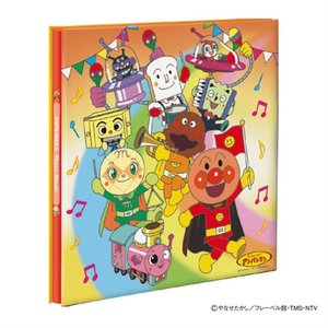 ナカバヤシ フリーアルバム アA-LP-102-2 アンパンマン マーチ|ksdenki