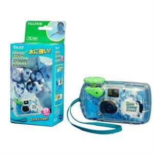 フジフイルム レンズ付フィルム 水に強い写ルンです New Waterproof|ksdenki