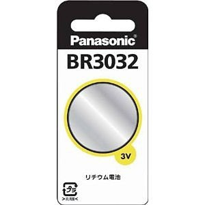 パナソニック リチウムコイン電池 BR3032
