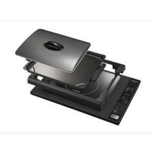 パナソニック IH調理器 KZ-HP1100-K ブラック|ksdenki