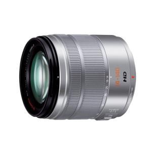 パナソニック 交換用レンズ マイクロフォーサーズ H-FS14140-S シルバー|ksdenki