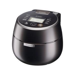 (長期無料保証)  (アウトレット) 三菱電機 IH炊飯器 NJ-AW109-B 黒銀蒔(くろぎんまき) 炊飯容量:5.5合|ksdenki