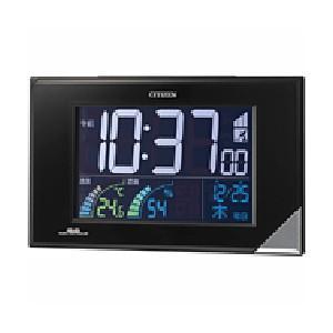 シチズン時計 電波デジタル掛け置き時計 8RZ119-002|ksdenki